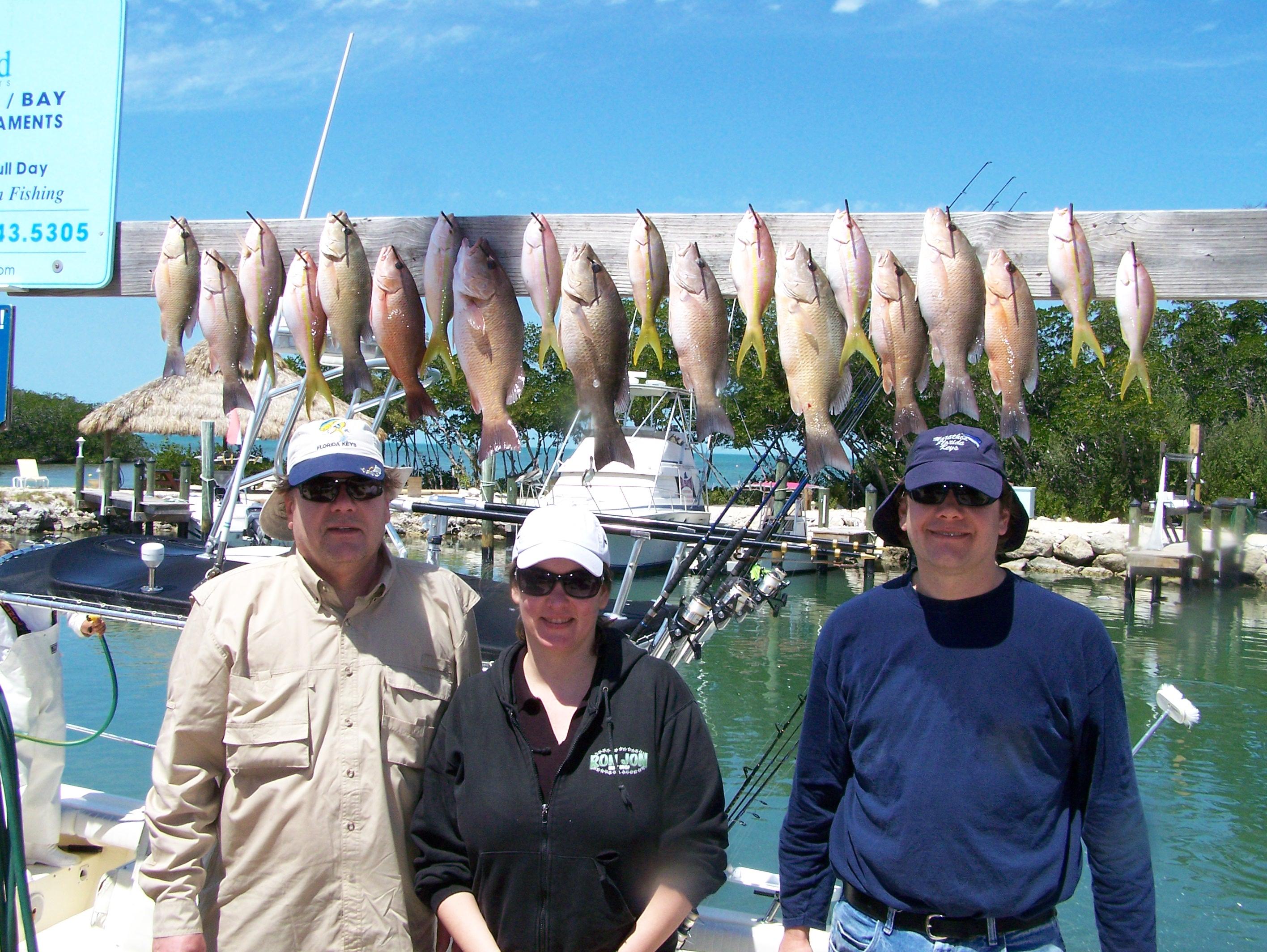 Amberjack seasquared charters for Marathon fishing report