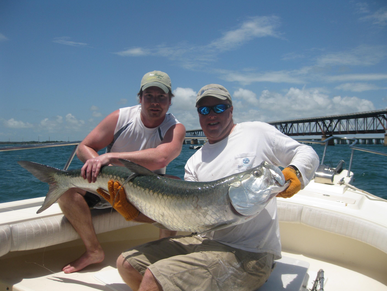 April 2011 seasquared charters for Fishing marathon fl