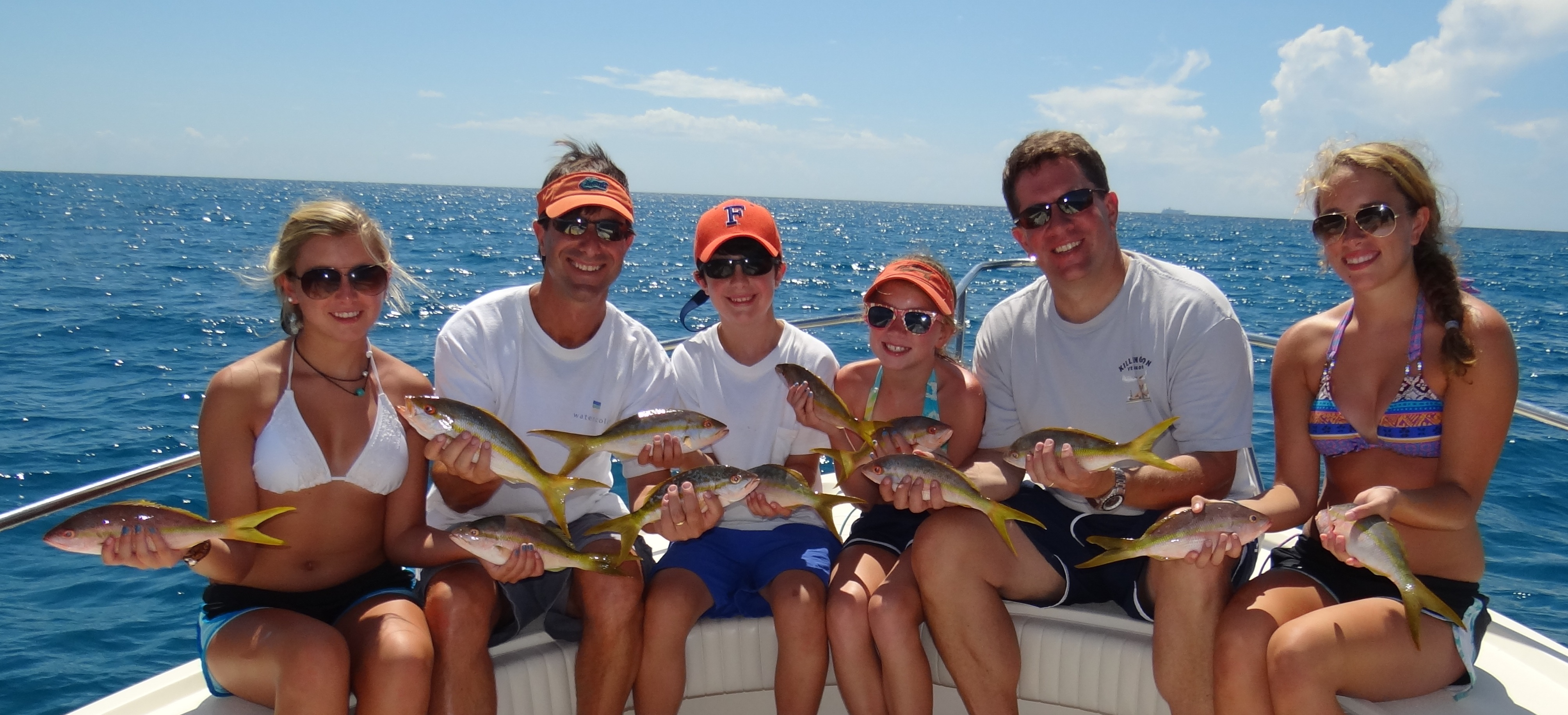Florida keys florida keys weekly fishing report family time for Florida keys fishing report