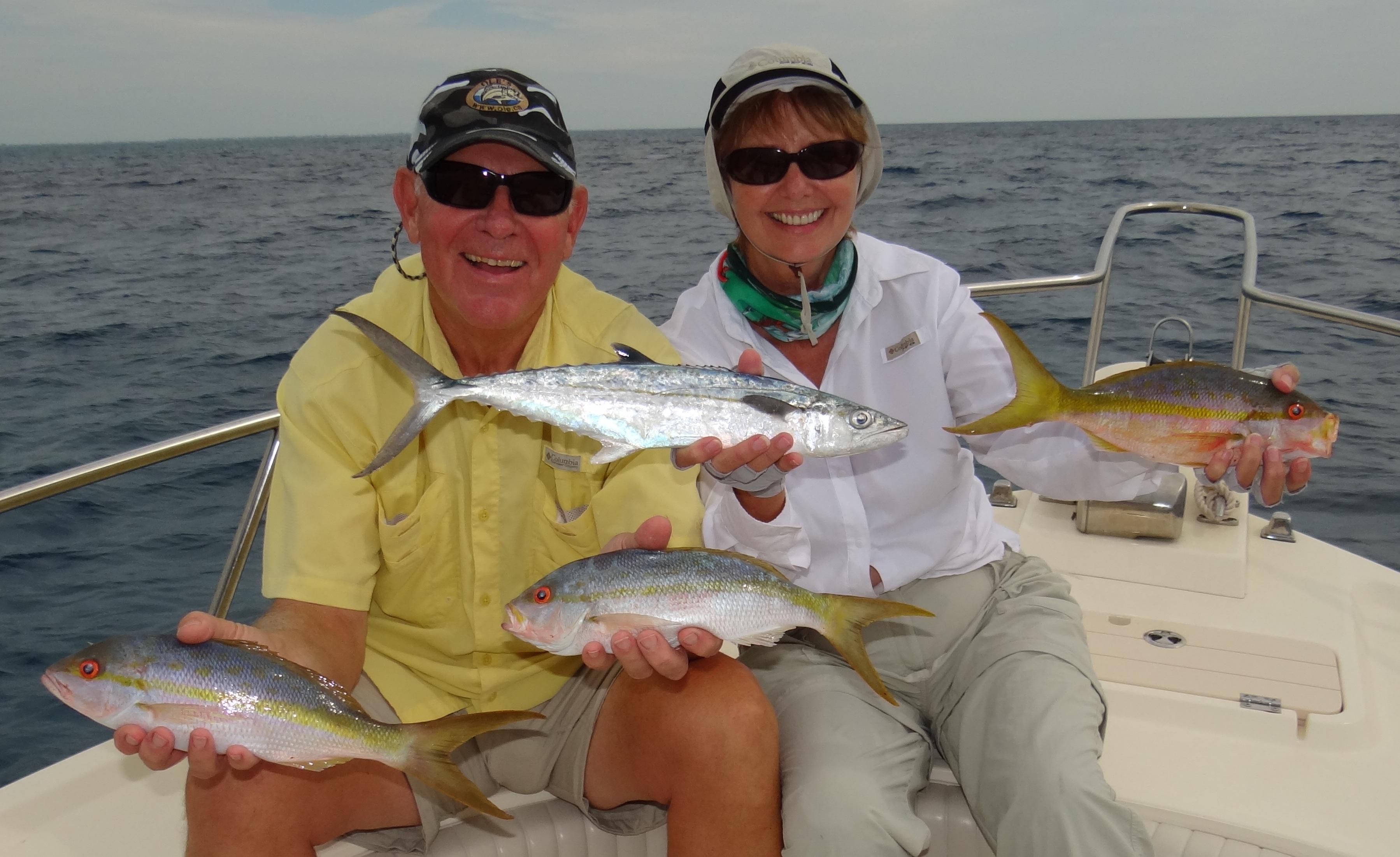 Florida keys mackerel fishing seasquared charters for Marathon fishing report