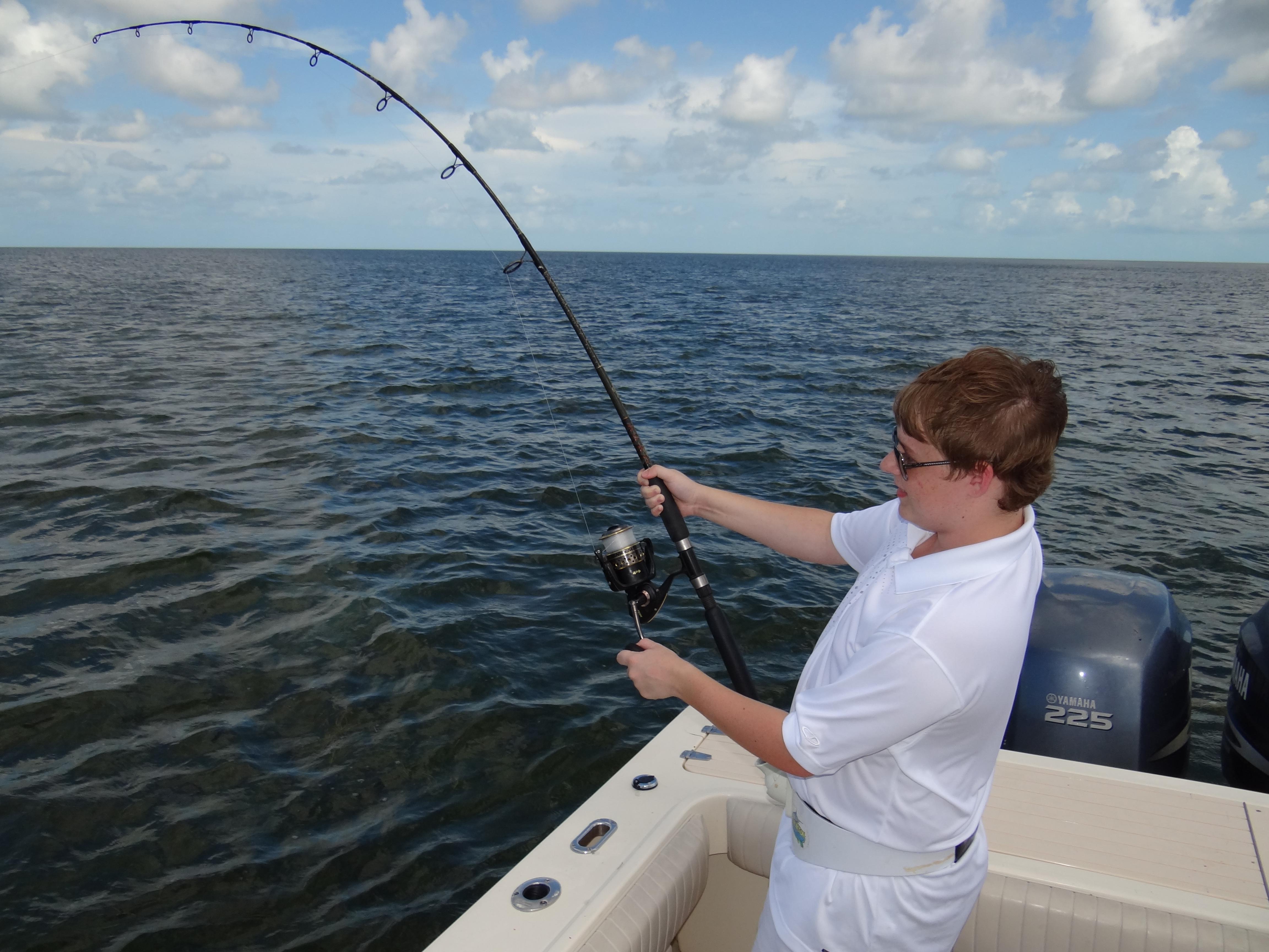 Shark seasquared charters for Florida keys fishing charters