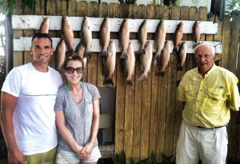Marathon Florida Keys Monthly Fishing Forecast for October 2014 by Capt. Chris Johnson of SeaSquared Charters